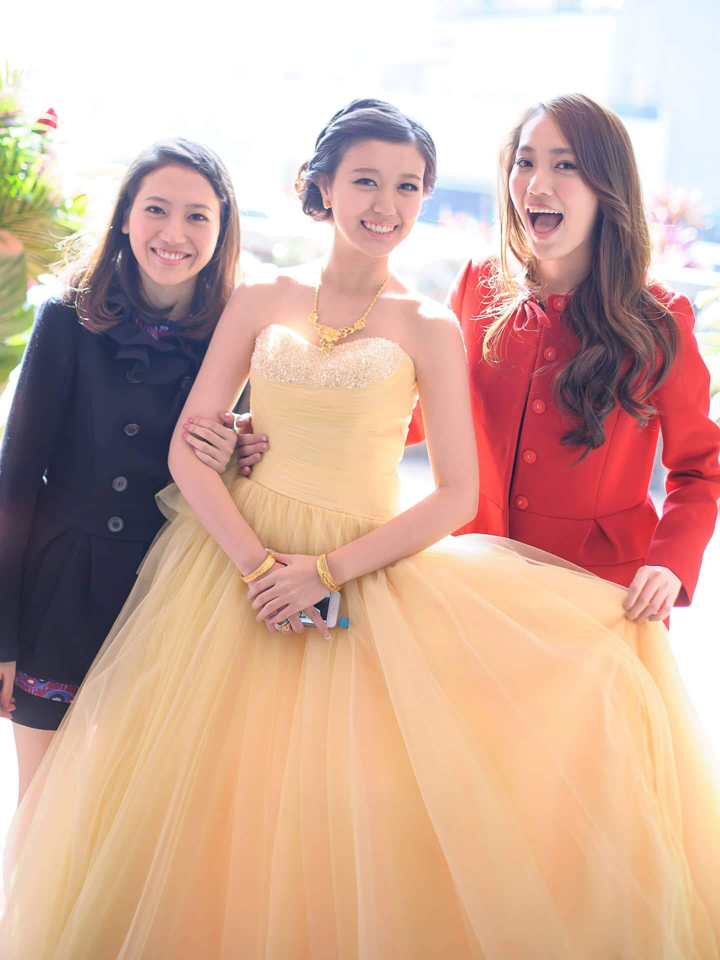 新娘作寧和她的好姊妹-DU雙魚的海邊-婚禮攝影
