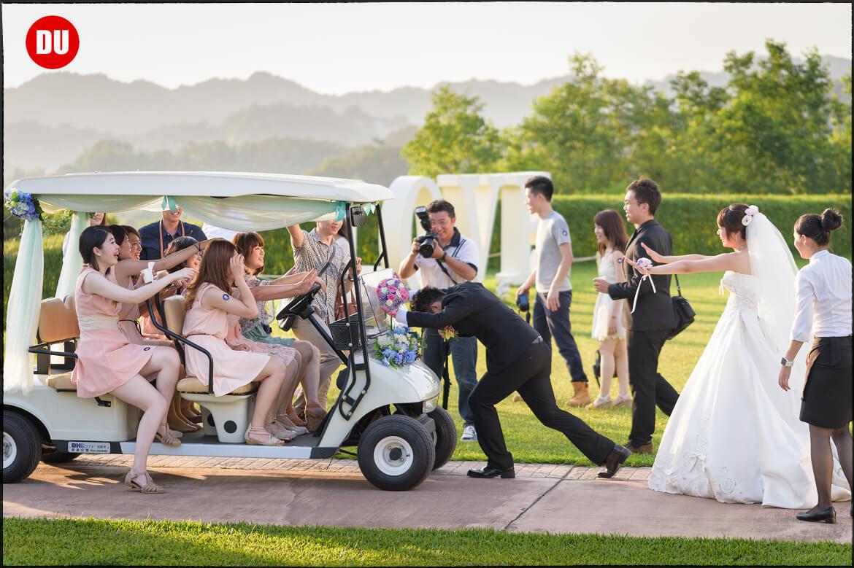 心之芳庭戶外晚宴:婚禮攝影師這樣拍