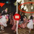 婚禮攝影:婚宴餐廳大規模燈光閃爍與其應對策略